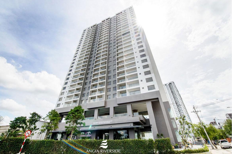 Hình ảnh thực tế căn hộ An Gia Riverside Quận 7 đường Đào Trí đã bàn giao nhà - Liên hệ SGD BĐS Lộc Phát Hưng 0942.098.890 để nhận mua bán ký gửi , cho thuê căn hộ