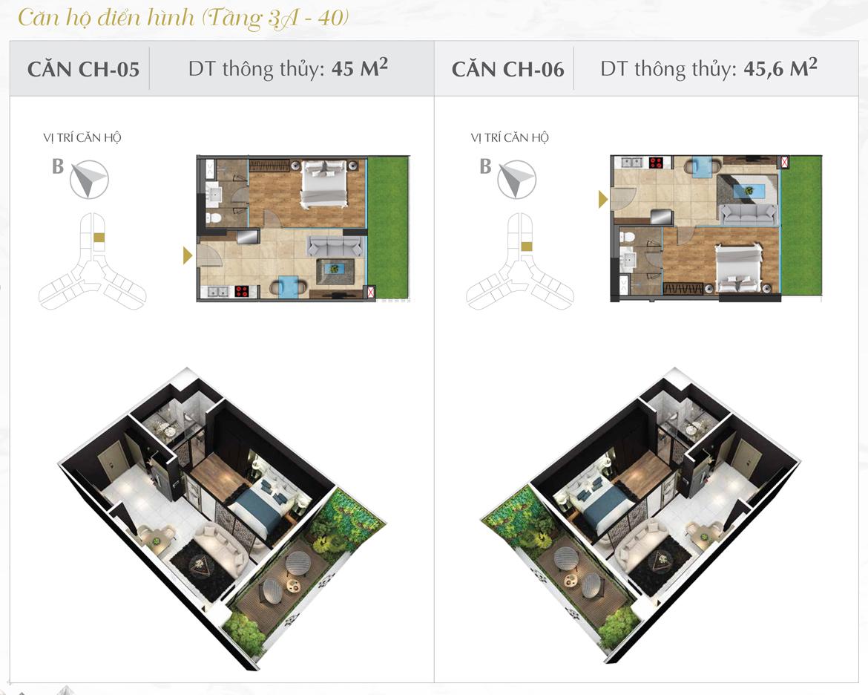 Thiết kế chi tiết căn hộ Sunshine Diamond River Quận 7 – Liên hệ 0973.098.890 báo giá căn này