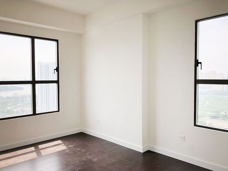 Hình ảnh thực tế căn hộ bàn giao tại The Sun Avenue Quận 2