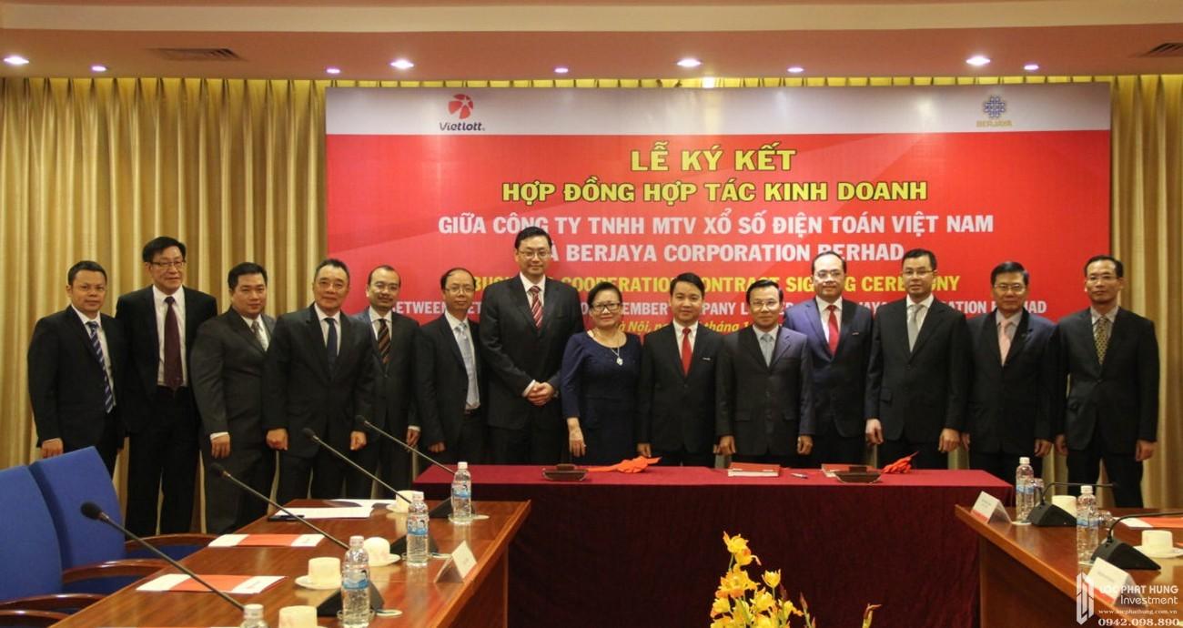 Chủ đầu tư dự án đất nền nhà phố biệt thự Qi Island Bình Dương Đường Ngô Chí Quốc chủ đầu tư Hoa Lâm