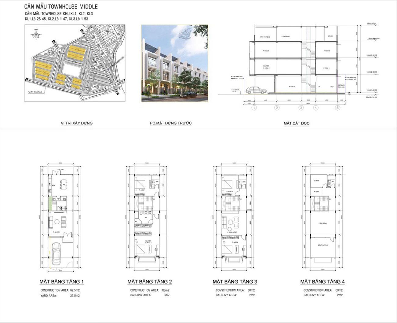 Thiết kế dự án đất nền nhà phố biệt thự Qi Island Bình Dương Đường Ngô Chí Quốc chủ đầu tư Hoa Lâm