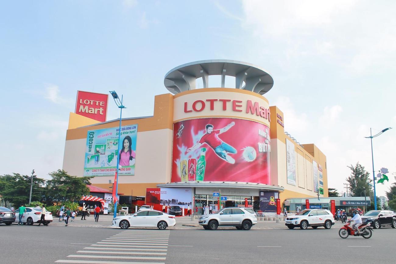 Lotte Mart Bình Dương