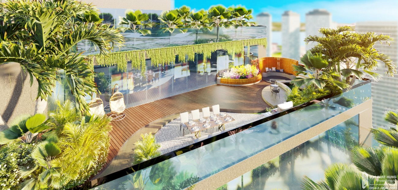 Tiện ích dự án căn hộ Sunshine Diamond River quận 7