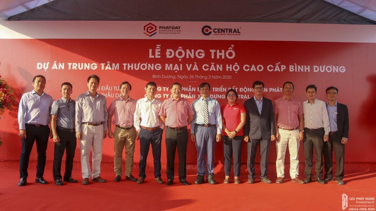 Chủ đầu tư dự án Căn Hộ chung cư Astral City Thuận An Đường Quốc lộ 13 chủ đầu tư Phát Đạt corporation