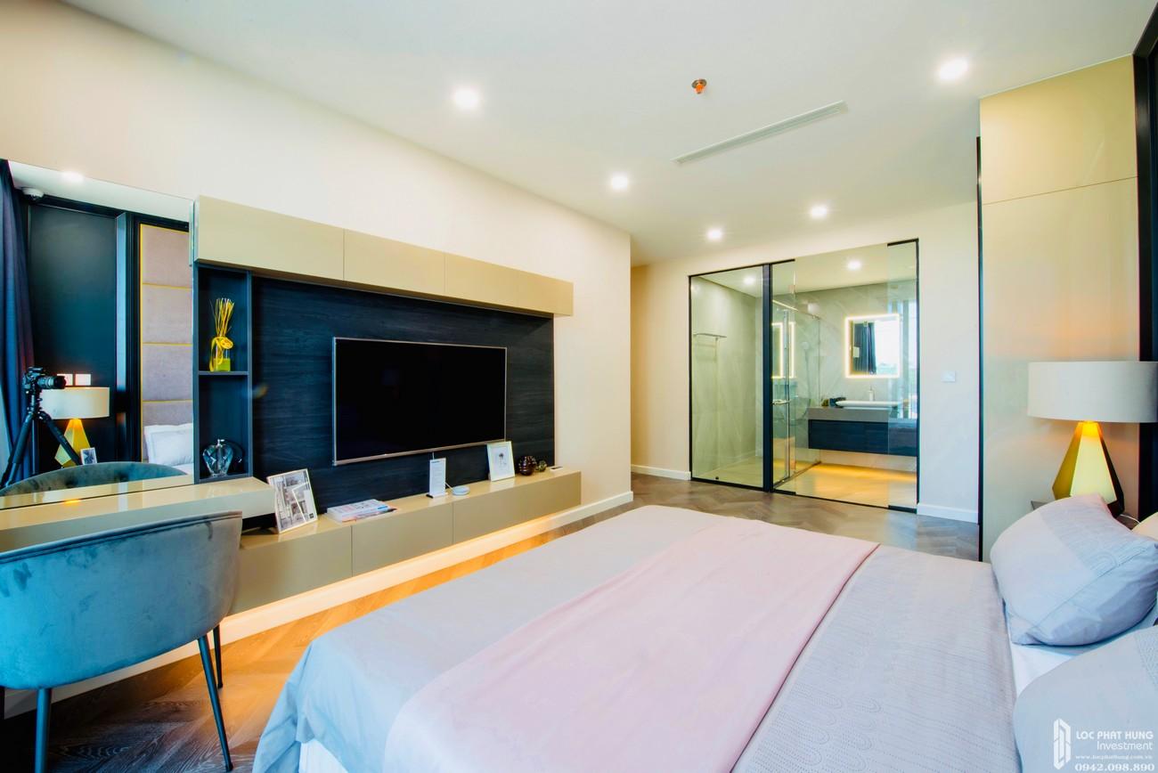 Nhà mẫu dự án căn hộ 3 PN và 2WC Sunshine Diamond River quận 7