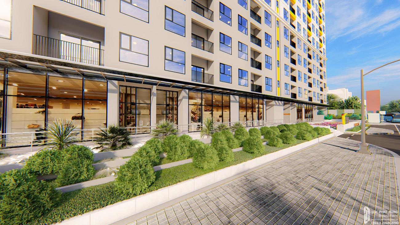 Tiện ích dự án căn hộ chung cư Bcons Bee Dĩ An Đường Trần Đại Nghĩa chủ đầu tư Bcons