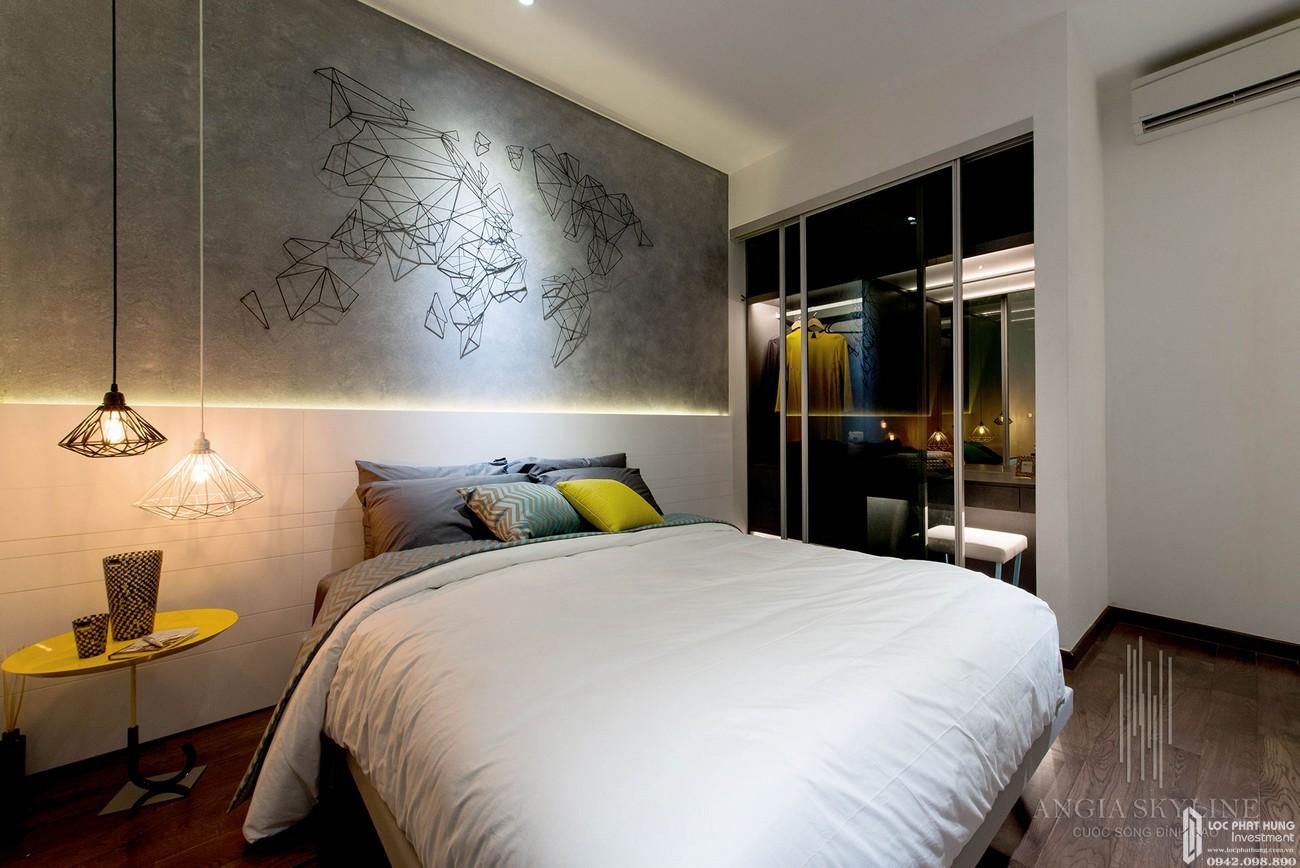 Nhà mẫu căn 83m2 dự án căn hộ chung cư An Gia Skyline Quận 7 Đường Hoàng Quốc Việt chủ đầu tư An Gia