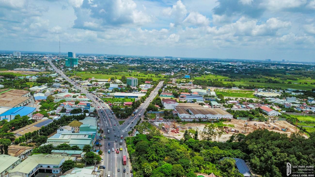 Tiến độ dự án Anderson Park Thuận An Bình Dương ngày 31/08/2020