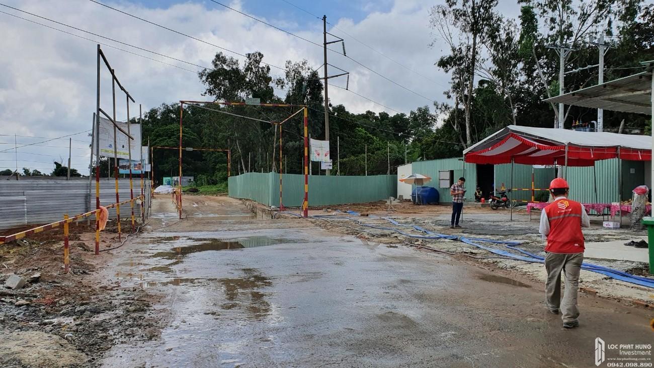 Tiến độ dự án căn hộ chung cư Anderson Park Thuận An Đường Quốc lộ 13 chủ đầu tư Quốc Cường Gia Lai ngày 07/08/2020
