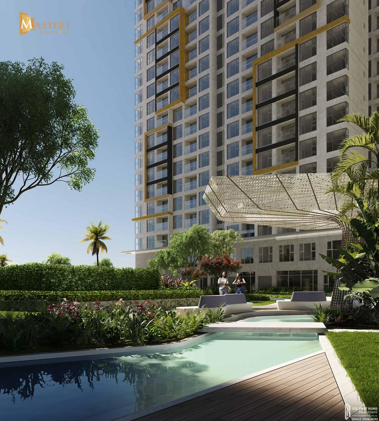 Tiện ích dự án Masterise Centre Point Quận 9 Đường Nguyễn Xiển chủ đầu tư Vingroup