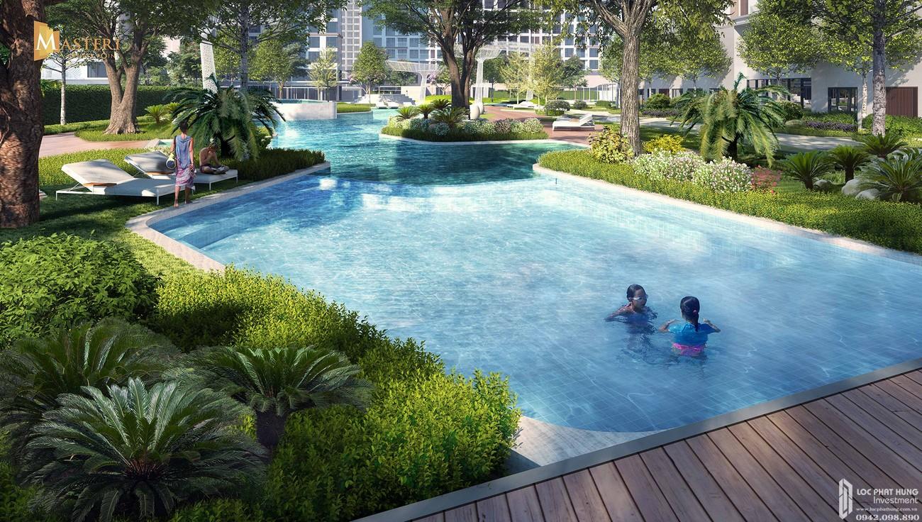 Tiện ích dự án căn hộ chung cư Masterise Centre Point  Quận 9 Đường Nguyễn Xiển chủ đầu tư Vingroup