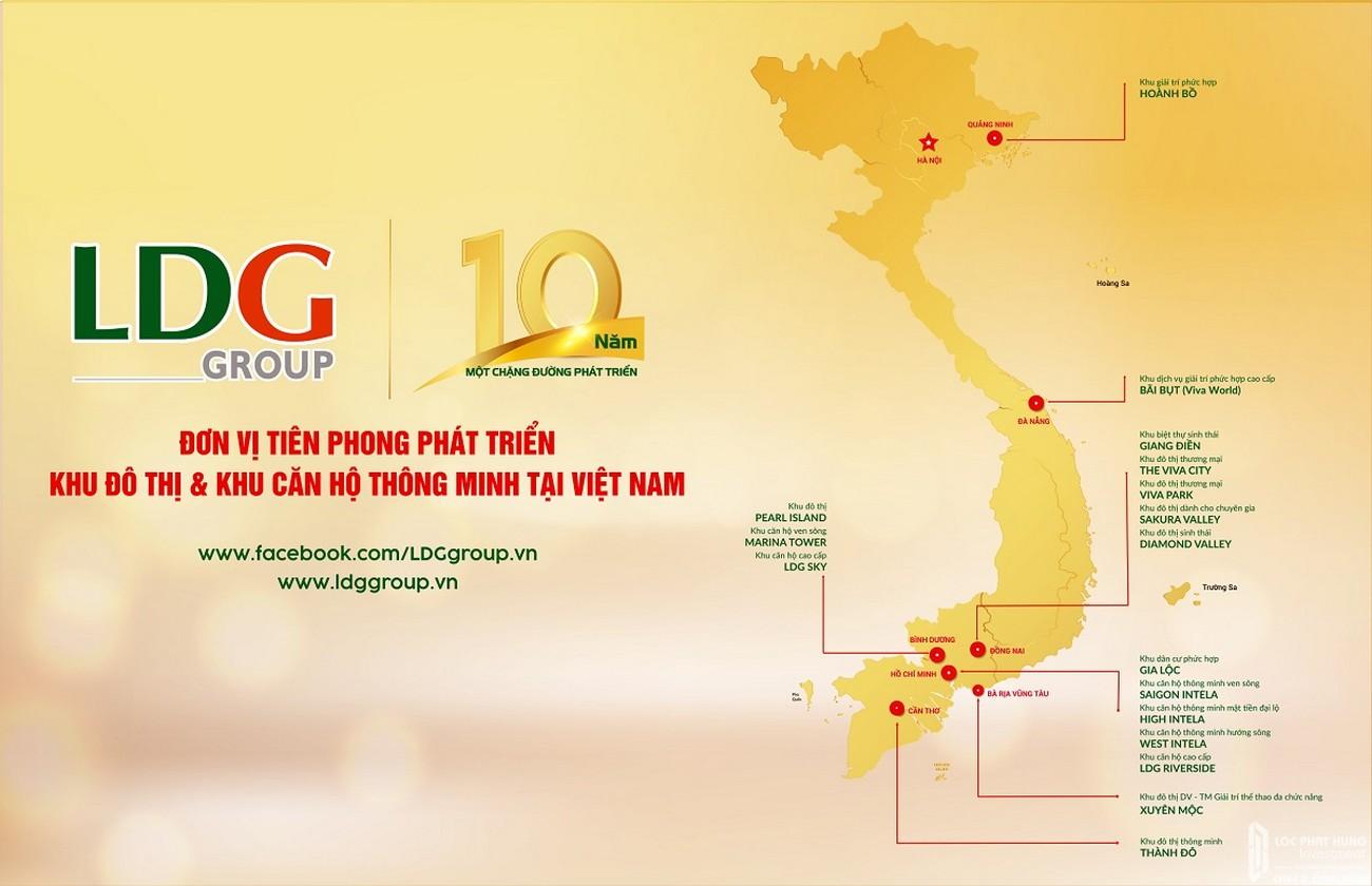 Chủ đầu tư dự án LDG Sky - LDG Group