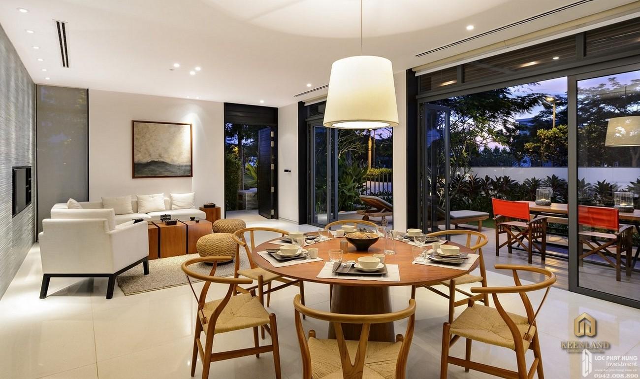 Nhà mẫu dự án căn hộ chung cư King Crown Thủ Đức Đường Võ Văn Ngân chủ đầu tư Gia Khang