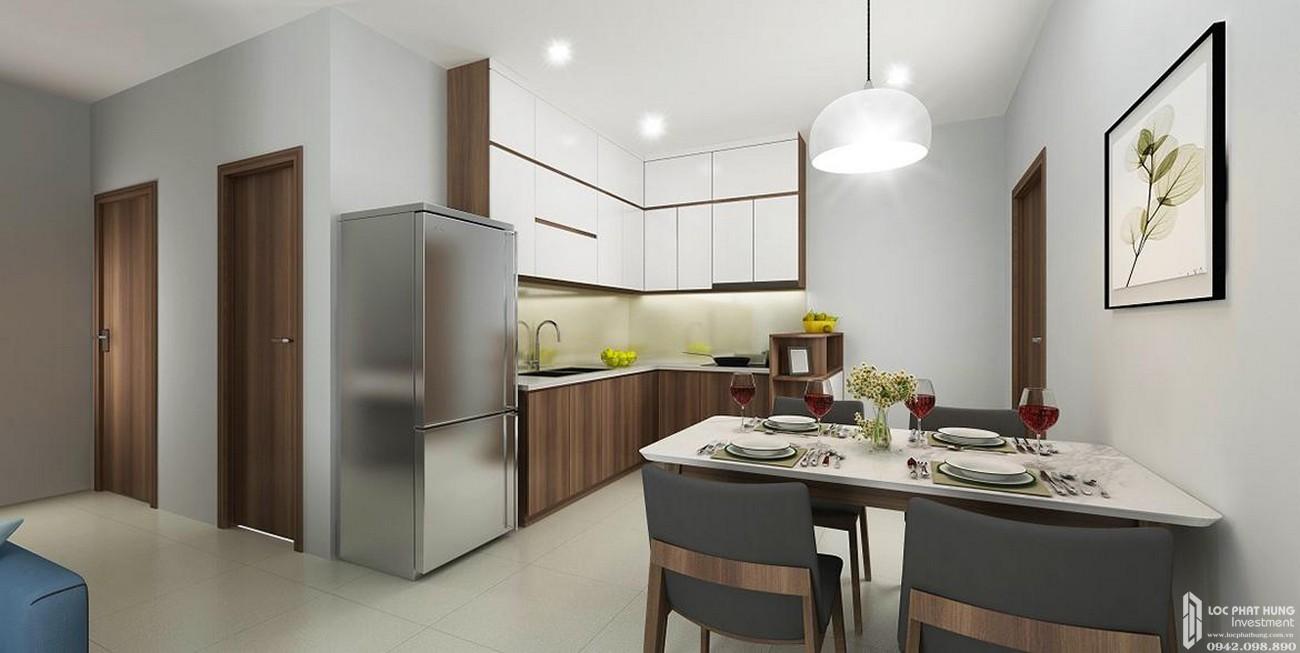 Nhà mẫu dự án căn hộ chung cư Legacy Central Thuận An Bình Dương chủ đầu tư Kim Oanh Group