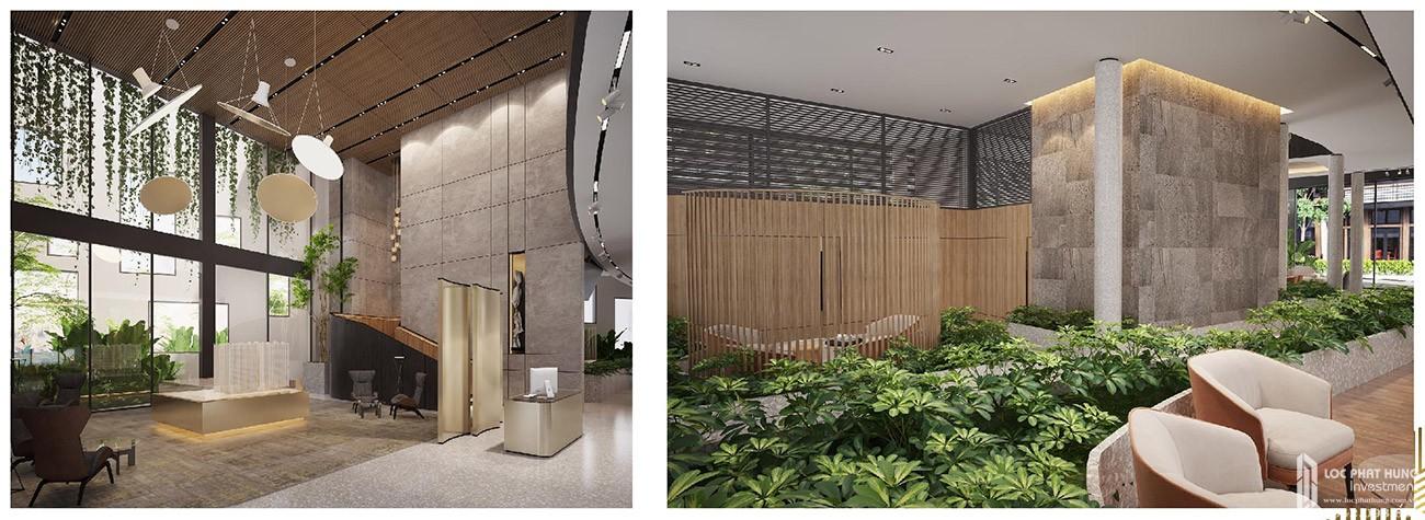 Sales Gallery dự án căn hộ chung cư Anderson Park Thuận An Đường Quốc lộ 13 chủ đầu tư Quốc Cường Gia Lai