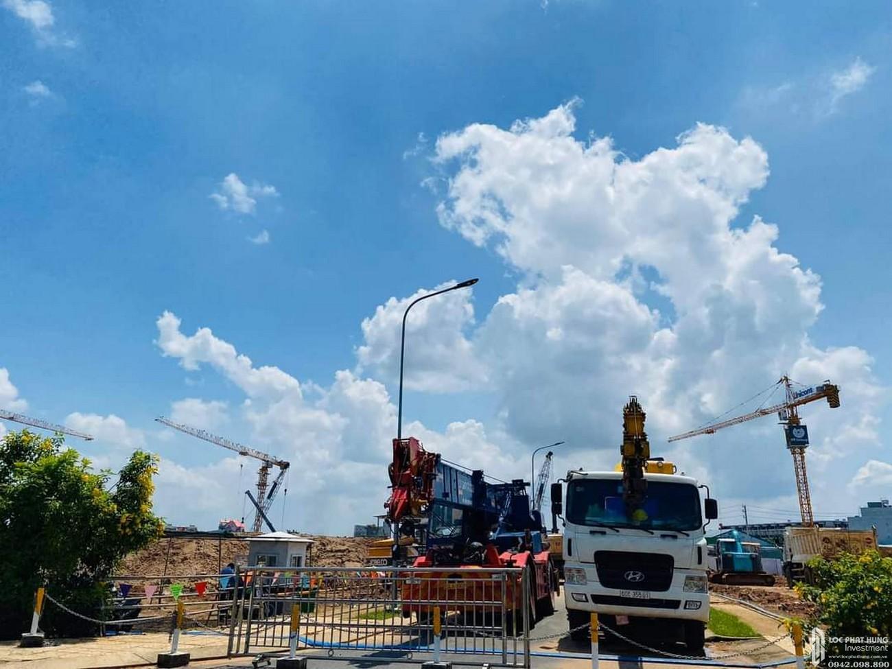 Tiến độ dự án Picity High Park Quận 12 chủ đầu tư Pi Group - cập nhật tháng 09/2020