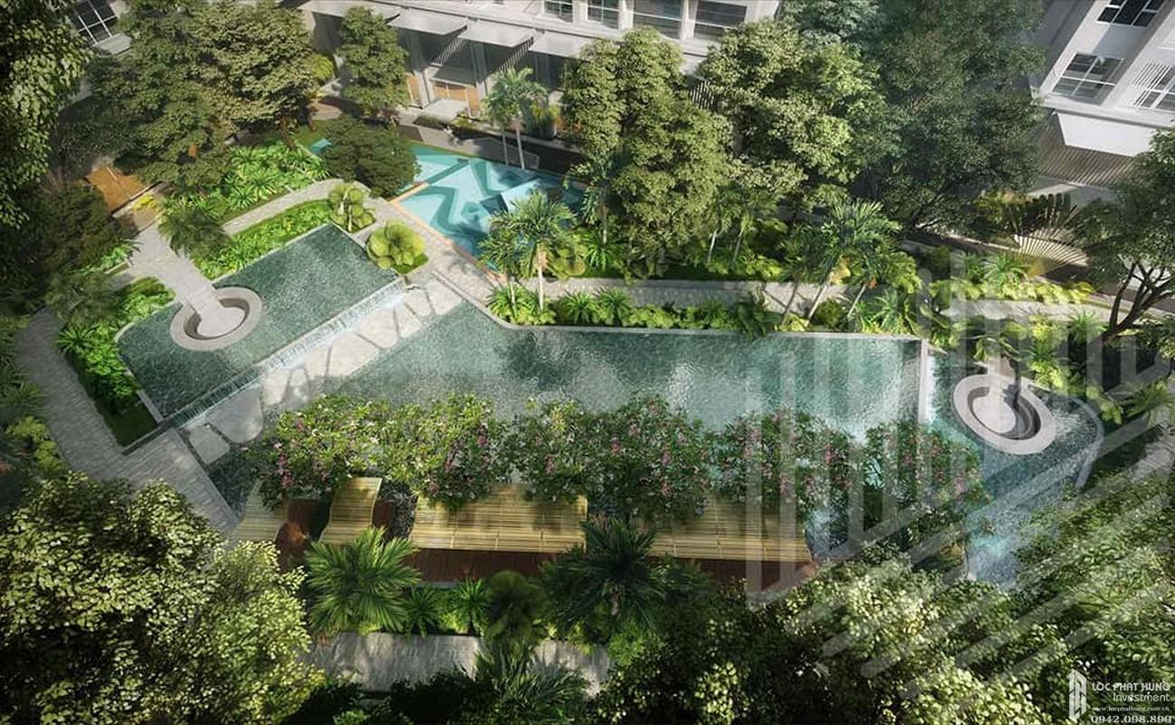 Tiện ích nội khu dự án căn hộ chung cư Anderson Park Thuận An Đường Quốc lộ 13 chủ đầu tư Ngọc Điền (RubyLand)