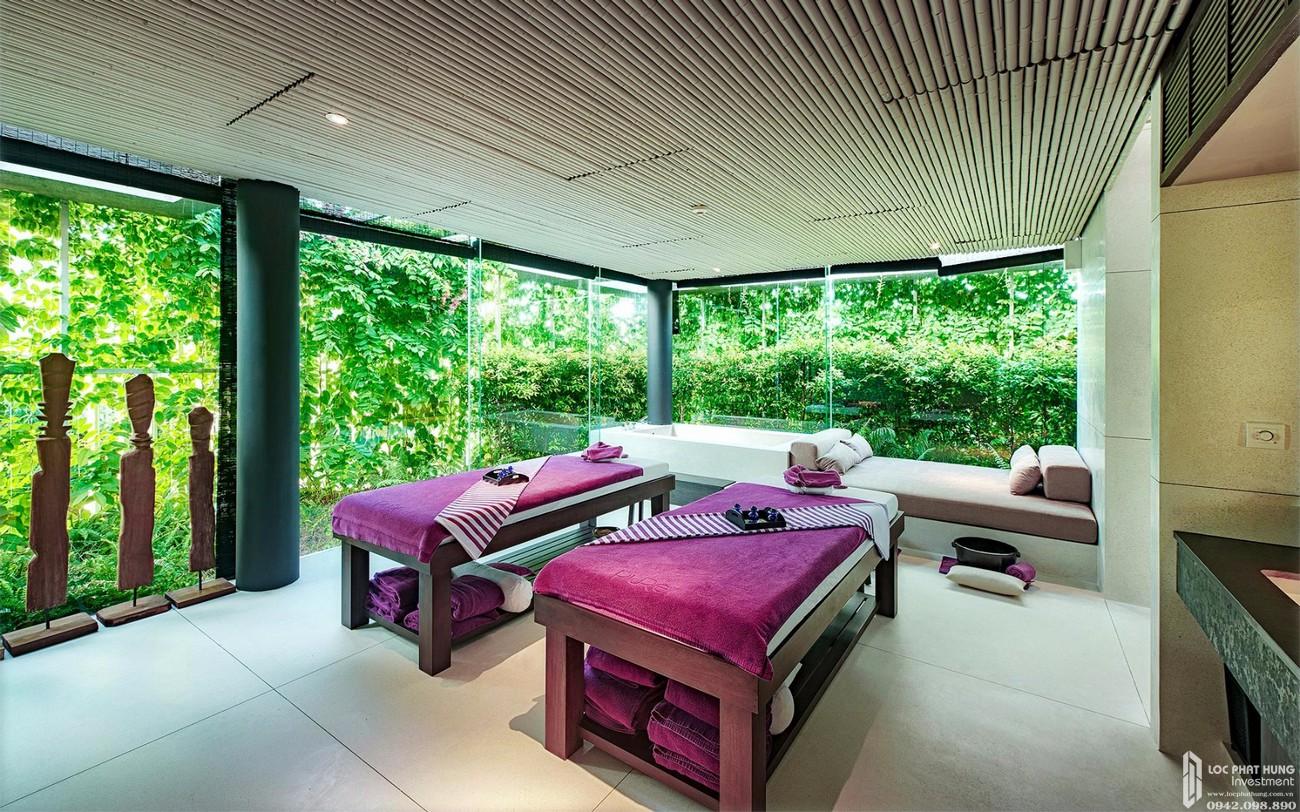 Zen Garden dự án căn hộ chung cư D Aqua Quận 8 chủ đầu tư DHA Corp