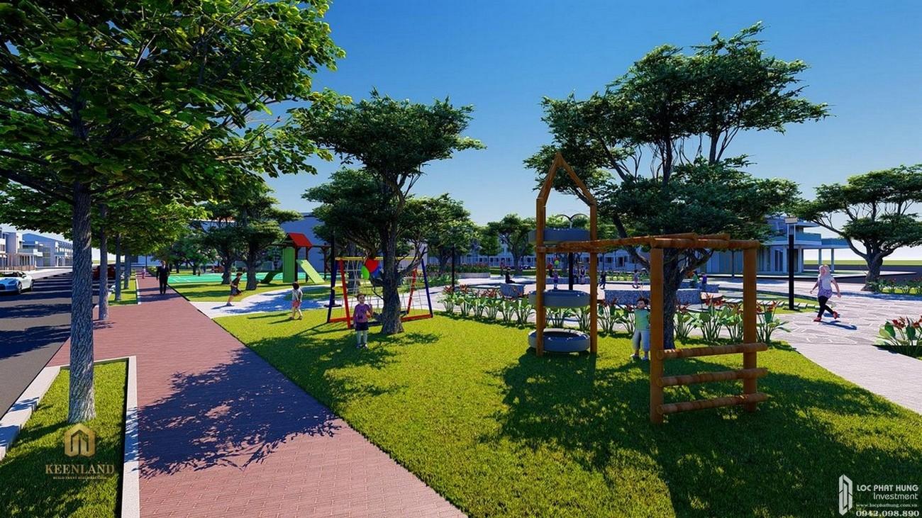 Tiện ích dự án căn hộ chung cư King Crown Thủ Đức Đường Võ Văn Ngân chủ đầu tư Gia Khang
