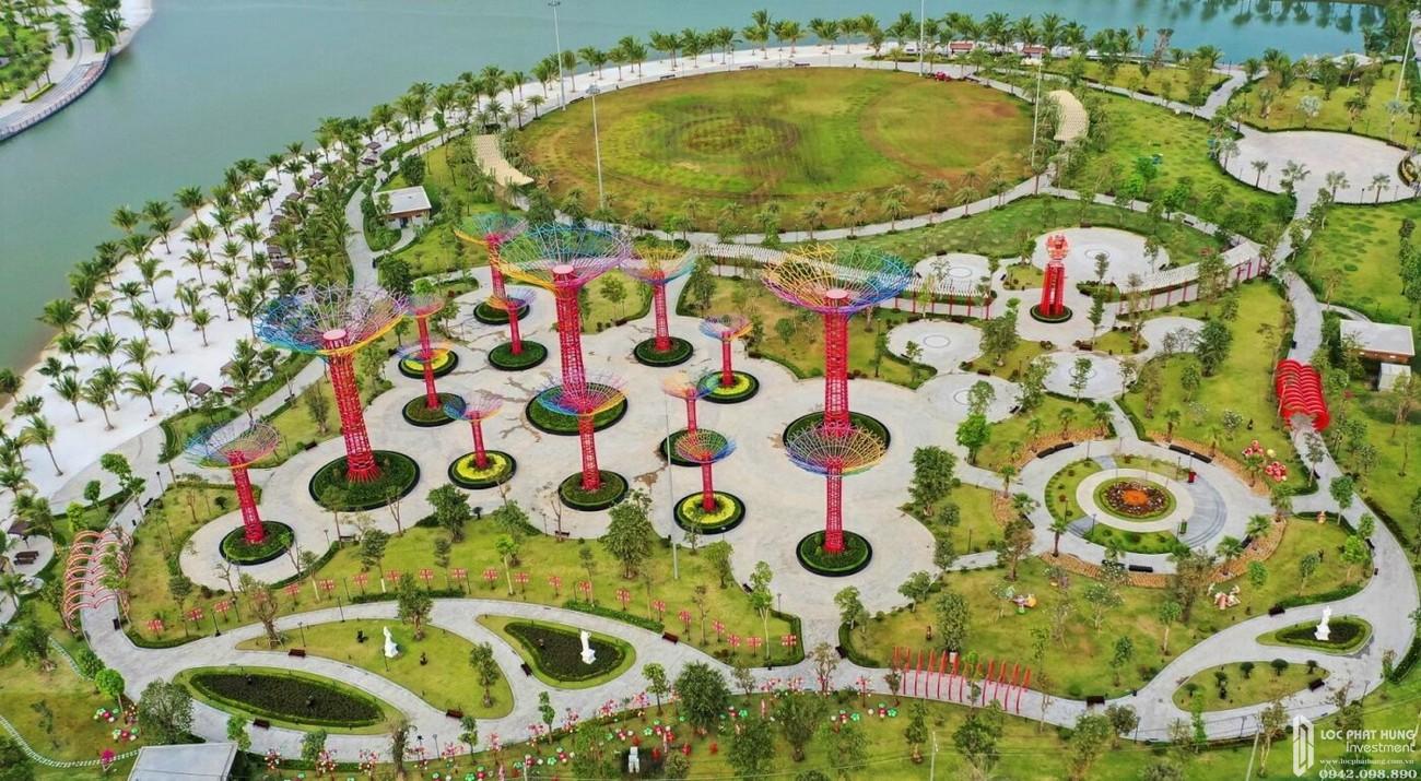 Vị trí địa chỉ dự án căn hộ chung cư Vinhomes Grand Park Quận 9 Đường Nguyễn Xiển chủ đầu tư Vingroup