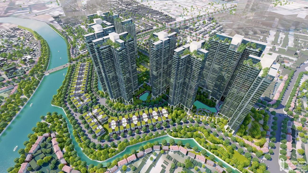 Dự án Sunshine City SaiGon Q7 của chủ đầu tư Sunshine Group