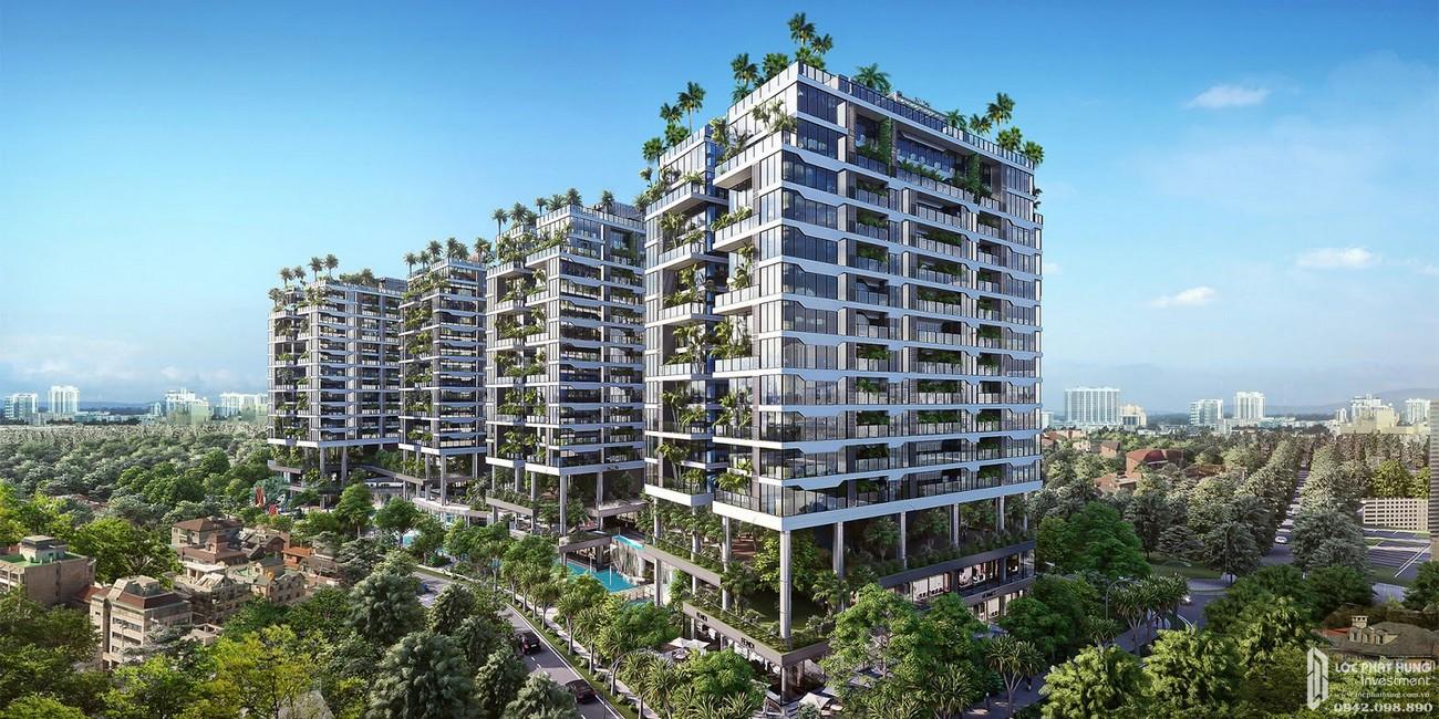 Dự án Sunshine Green Iconic HN của chủ đầu tư Sunshine Group