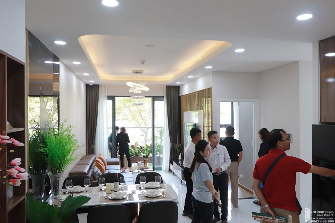 Khu nhà mẫu dự án căn hộ chung cư LDG Sky Bình Dương chủ đầu tư LDG Group