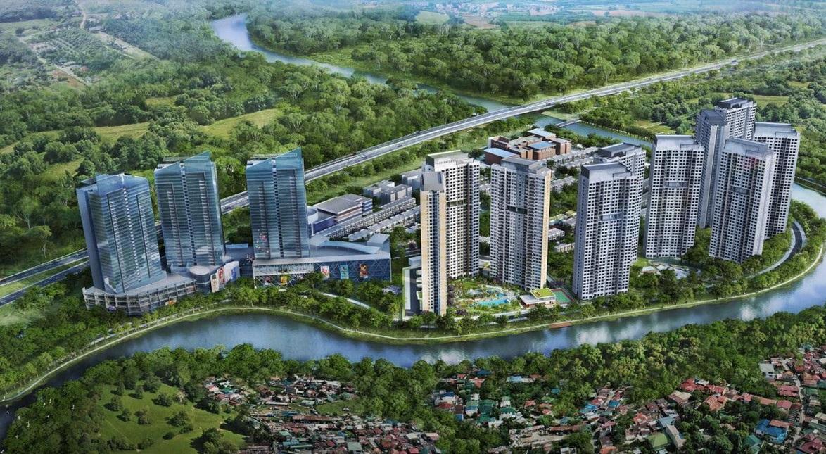 Dự án Palm Spring thuộc chủ đầu tư Keppel Land