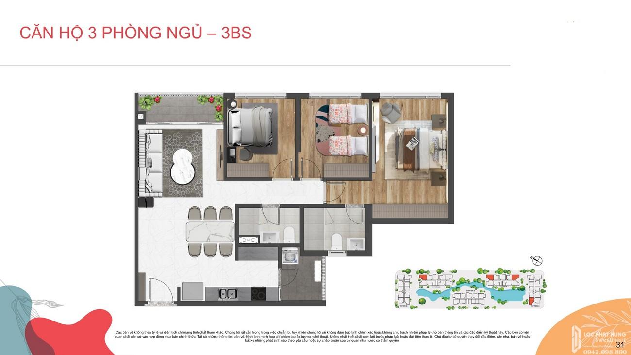 Thiết kế dự án căn hộ chung cư Celesta Rise Nhà Bè Đường Nguyễn Hữu Thọ chủ đầu tư Keppel Land đầu tư Keppel Land