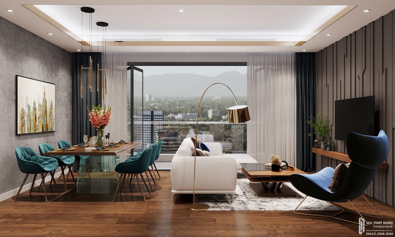 Dự án D'edge của nhà thiết kế nội thất Astral City - AKA Furniture