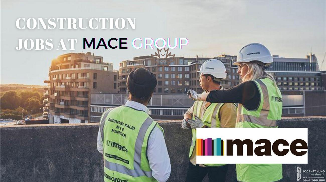 Tập đoàn Mace là đơn vị giám sát quản lý dự án Masteri Centre Point Quận 9